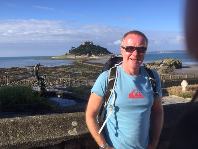 Tim Waring South West Coastal Path 2017
