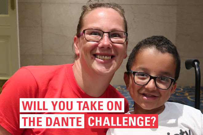 Will you take on the Dante challenge