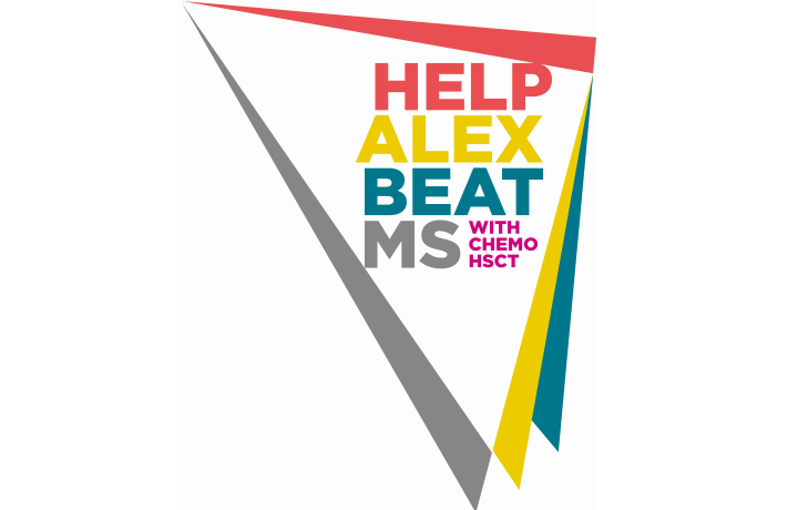Steven Bennett is running the London Marathon to Help Alex beat MS